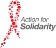 Action for solidarity Logo